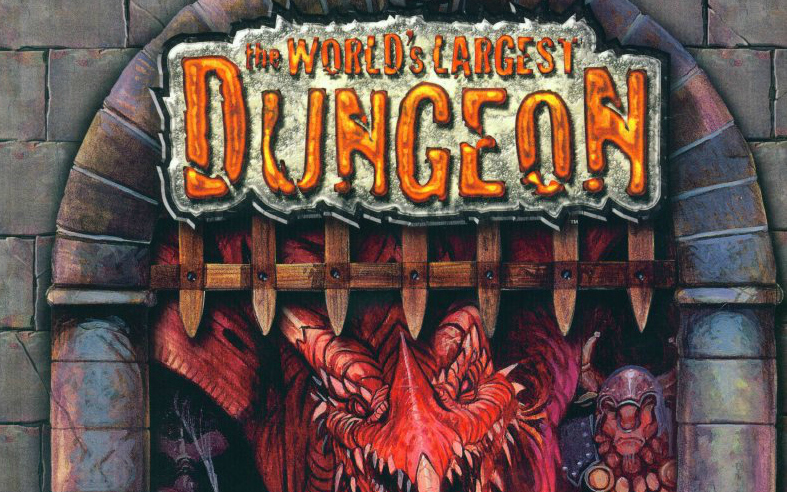 World's Largest Dungeon Sampler