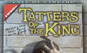 Tatters of the King Cover