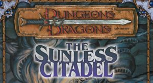 Sunless Citadel Cover