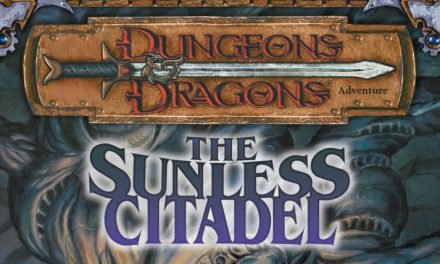 The Sunless Citadel Session 01