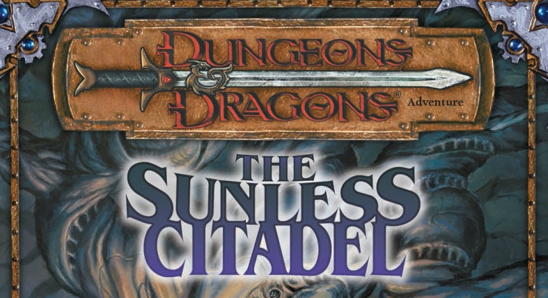 The Sunless Citadel Session 06