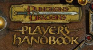 Dungeons and Dragons 3.5 Cover