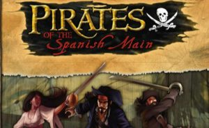 Pirates of the Spanish Main Cover