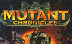Mutant Chronicles Cover