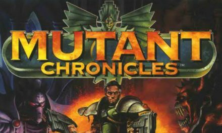 Mutant Chronicles One Off and Discussion