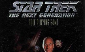 Star Trek: The Next Generation Cover