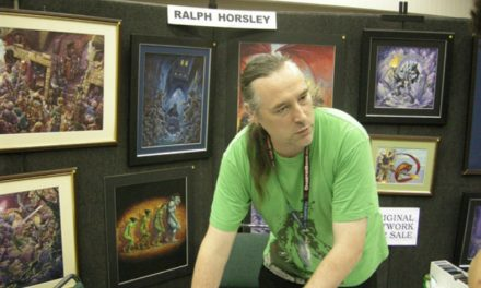 Interview: Ralph Horsley