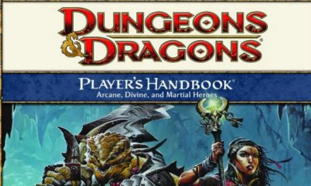 Dungeons and Dragons 4e: Ruboryn – The Lost Ones Session 01