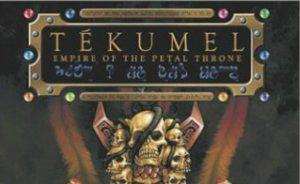 Tekumel: Empire of the Petal Throne Cover