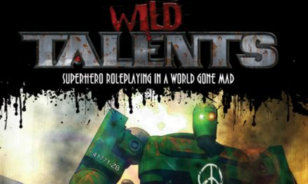 Wild Talents Session 01