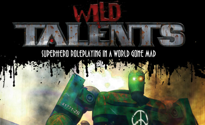 Wild Talents Session 02