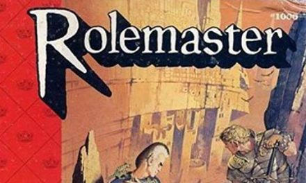 Rolemaster Session 04
