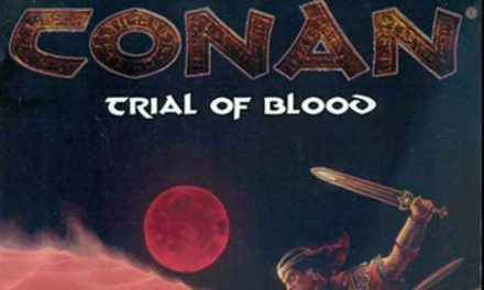 Conan: Trial of Blood Session 04