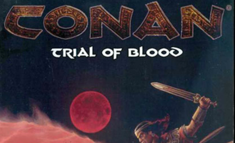 Conan: Trial of Blood Session 03