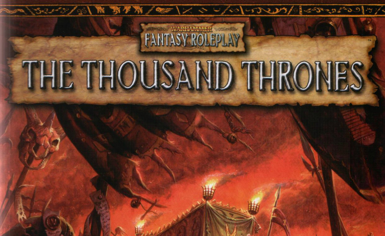 Warhammer: The Thousand Thrones Session 02