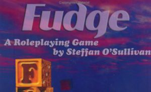FUDGE Cover