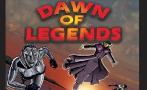 Savage Worlds: Dawn of Legends Cover