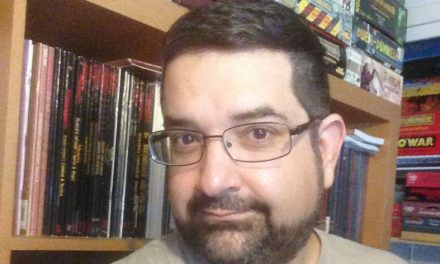 Interview: Chris Pramas