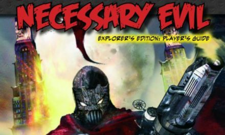 Savage Worlds: Necessary Evil Session 01