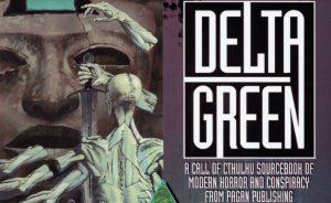 Delta Green Cover