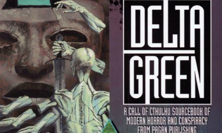 Savaged Delta Green Session 03