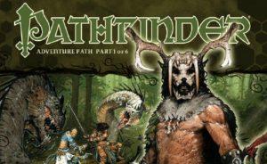 Pathfinder: Kingmaker - Stolen Lands Cover