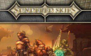 Savage Worlds: Sundered Skies Cover