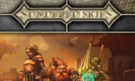 Sundered Skies – Grown-Up Edition Session 11