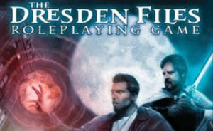 Dresden Files Cover