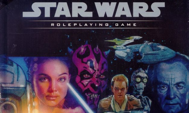 Star Wars D20: All Wings Report In Session 07