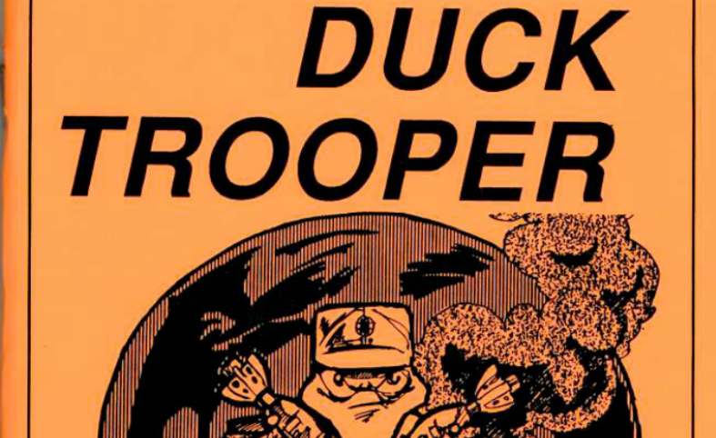 Duck Trooper Session 01