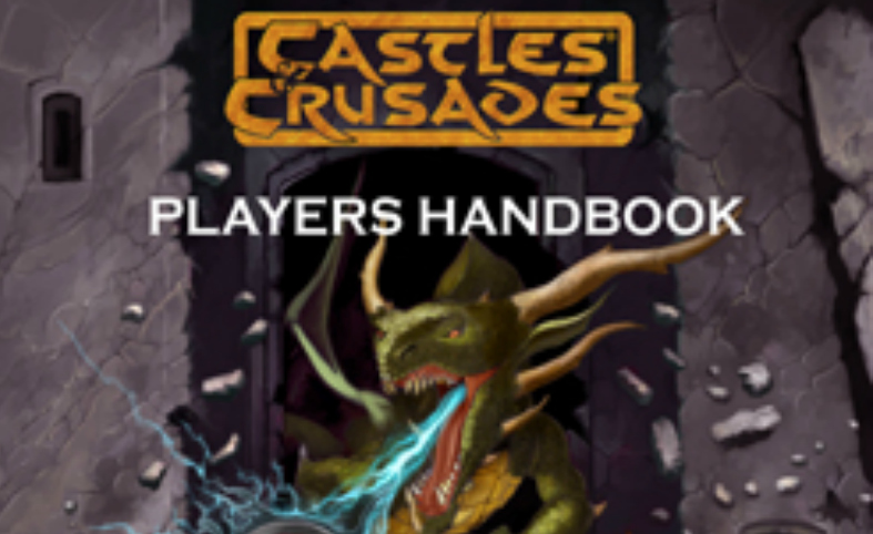 Castles and Crusades Session 01