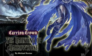 Pathfinder: The Haunting of Harrowstone Cover