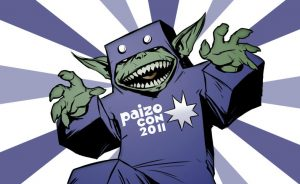 PaizoCon 2011 Promo Wallpaper