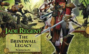 Pathfinder: Jade Regent Cover