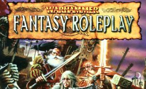 Warhammer Fantasy Roleplay 2nd Edition Cover