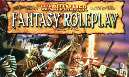 Warhammer Fantasy Roleplay 2nd Edition: Through the Drakwald Session 01