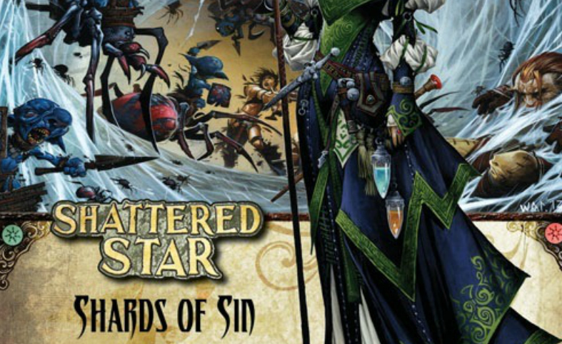 Shattered Star Session 17