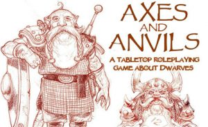 Axes and Anvils Art