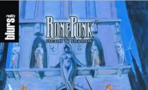 Runepunk Cover