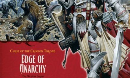 Curse of the Crimson Throne Session 60