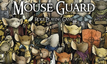 Mouse Guard Session 08