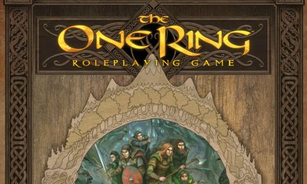 The One Ring: Don't Leave The Path Session 01