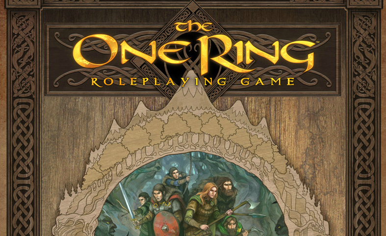 The One Ring: Don't Leave The Path Session 03a