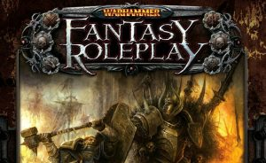 Warhammer Fantasy Roleplay 3rd Edition Cover