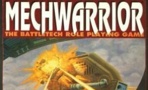 Mechwarrior Cover