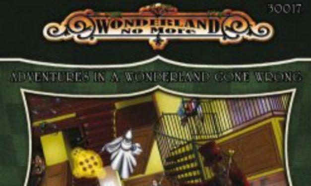 Wonderland No More One Off