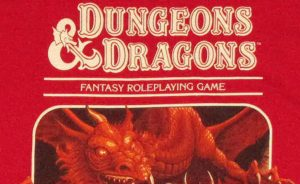 Dungeons and Dragons Red Box Cover