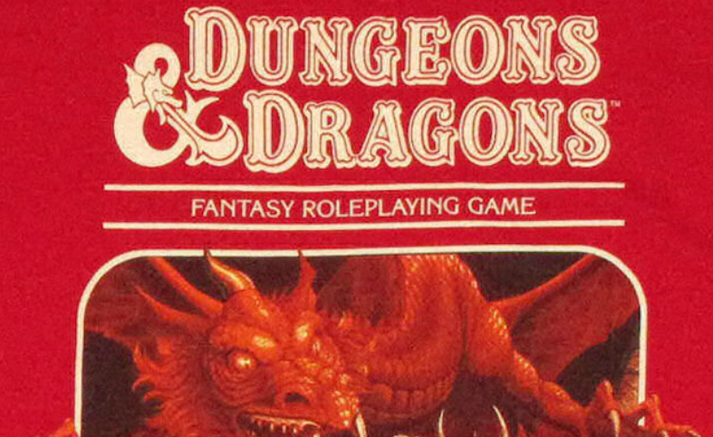Red Box Dungeons and Dragons Session 00