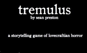 Tremulus Cover